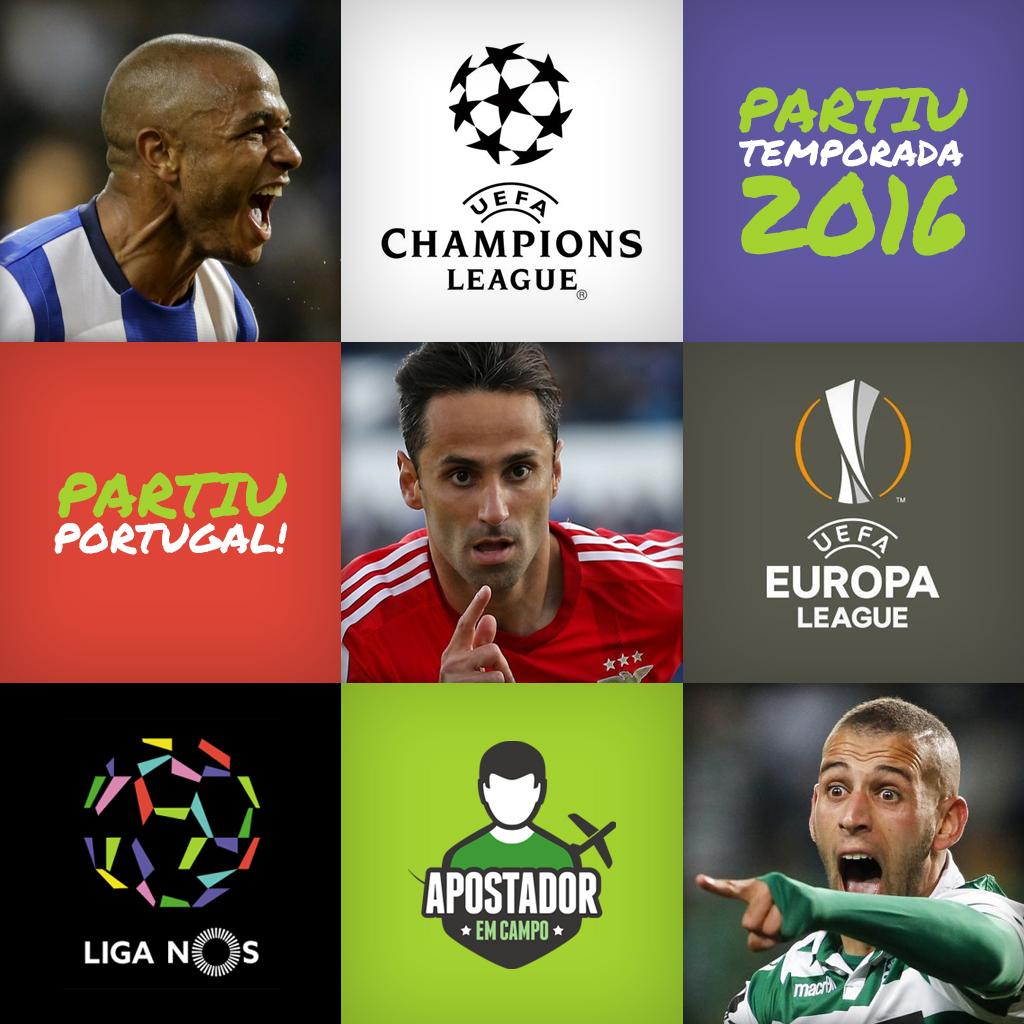 Blog do Tiquinho: Partiu Portugal!