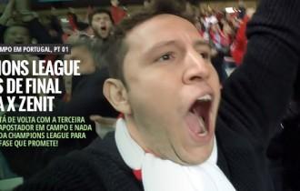Apostador em Campo #23 – Portugal – Benfica vs Zenit