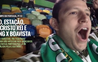 Apostador em Campo #24 – Portugal – Sporting vs Boavista
