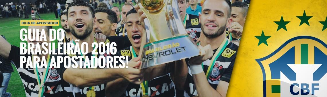 Guia do Brasileirão Série A para apostadores