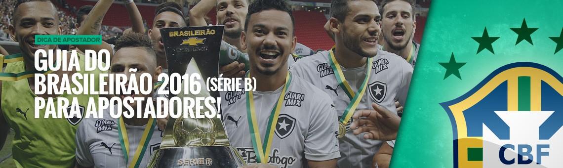 Guia do Brasileirão Série B para apostadores