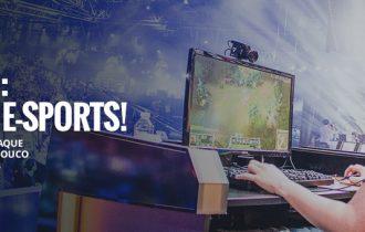 QueroApostar agora tem e-sports com Felipe Pazim!