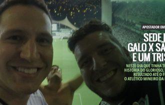 Apostador em Campo #25 – Atlético-MG vs São Paulo
