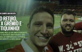 Apostador em Campo #26 – Sport Recife vs Grêmio