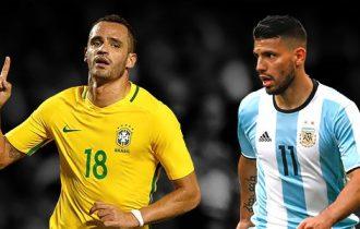 Brasil vs Argentina – Oferta Ao Vivo Bet365
