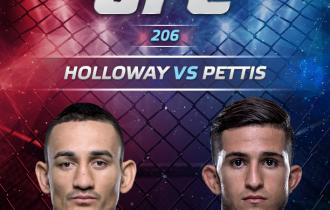 Bônus e cashback no UFC 206