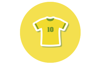 Deposite e concorra a uma camisa do craque Neymar