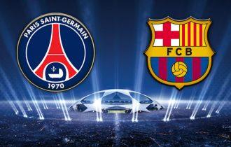 PSG vs Barcelona – Oferta ao vivo