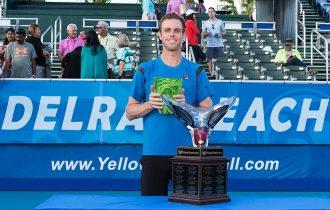 Apostas ATP 250 de Delray Beach 2017