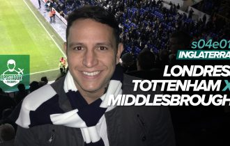 Tottenham vs Middlesbrough – Apostador em Campo S04E01