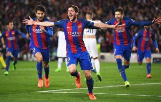 135 por real! Isso é o que você ganharia se apostasse na classificação de Barça, Leicester e Monaco