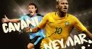 Reembolso até 188 reais em Uruguai vs Brasil