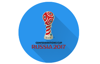 Bônus de 100% na Copa das Confederações