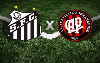 Aposta ao vivo grátis – Santos vs Atlético-PR