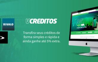 VCréditos – Compra e venda de créditos apostas online