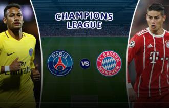 PSG vs Bayern Munich – Aposta Ao Vivo Grátis