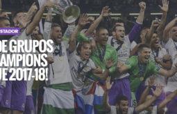 Guia da UEFA Champions League 2017/18 para apostadores