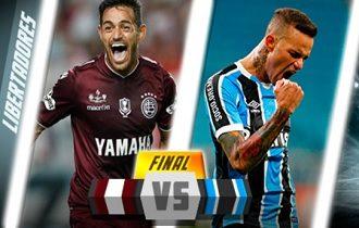 Freebet de 100% em Lanús vs Grêmio
