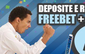 Deposite para receber freebet na Playbonds
