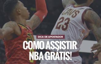 Como assistir NBA grátis