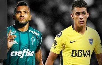 Aposta ao vivo grátis em Palmeiras vs Boca Juniors