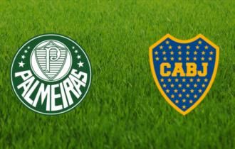 Bônus de depósito em Palmeiras vs Boca Juniors