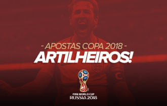 Apostas Artilheiros da Copa do Mundo 2018