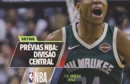 Prévia temporada NBA: Divisão Central