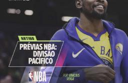 Prévia temporada NBA: Divisão Pacífico