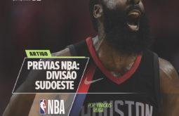Prévia temporada NBA: Divisão Sudoeste